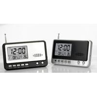 Wholesale Colorful Electronic FM radio with Calendar, Tracking and Locking FM Radio Automatically from china suppliers
