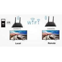 Buy cheap 5G Wifi HDMI 1080P Video Extender Splitter Support 200m / 300m from wholesalers