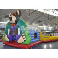 Wholesale commercial outdoor kids blow up bounce house,inflatable jump house from china suppliers