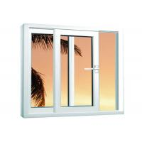 Wholesale Customized Sliding Window Architectural Aluminium Profiles 6063 / 6060 T5 from china suppliers