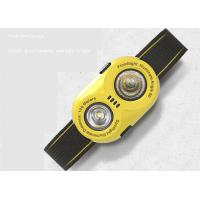 Buy cheap Emergency Battery Operated Work Light , 2.5W Yellow Portable High Power LED from wholesalers