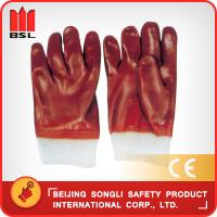 Wholesale SLG-GSP002 PVC coat working gloves from china suppliers