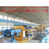 China steel/fabric core conveyer belt machine on sale