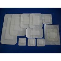 Wholesale Non woven adhesive wound dressing wound plaster from china suppliers