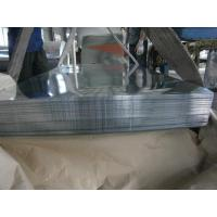 Wholesale Hot Dipped Galvanized Steel Sheet / Sheets , Big Spangle For Outer Walls from china suppliers
