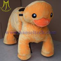 Quality Hansel wholesale children cars happy wheels game ride on animal toys for sale