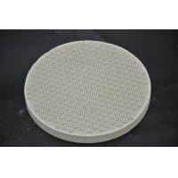 China Infrared Ceramic Honeycomb Gas Heater Ceramic Plate Stove Use 163*73*13mm on sale