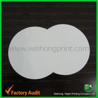 Quality Paper custom drink coaster for sale