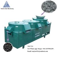 China KHL-400 Ring die system Sewage sludge organic fertilizer granule making machine on sale