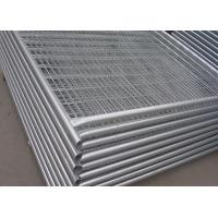 Wholesale Security Galvanized Temporary Construction Fence Panels For Isolation from china suppliers