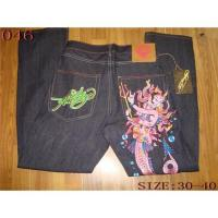 Wholesale Wholesale ed hardy jeans from china suppliers