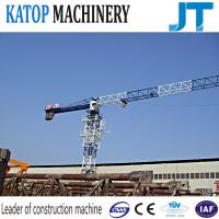 Wholesale Topless tower crane 5t load TC5010 tower crane for export from china suppliers