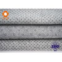 Wholesale Carpet Secondary Backing Fabric Non Woven Carpet Underlay Felt With PVC Dot from china suppliers