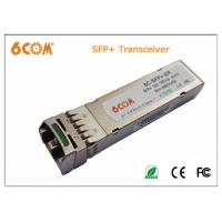 Wholesale Hot Pluggable 10G SFP+ Transceiver LR 1310nm 10KM LC for Network from china suppliers