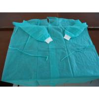 Wholesale Blue Sms Pp Disposable Surgical Gowns Medical Protective With Round Neck from china suppliers