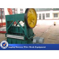 Wholesale Numerical Control Perforated Metal Machine For Square Hole 40 - 60 Speed from china suppliers