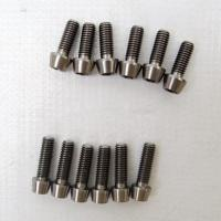 Wholesale Gr5 Titanium torx head screw DIN933 In stock from china suppliers