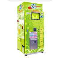Wholesale Free Market Ice Vendor Machine Cube Ice Making With Auto Bagging System from china suppliers