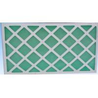 Wholesale Cheap Primary Air Filtration Flat Panel Fiberglass Filter Pre filter for HVAC from china suppliers