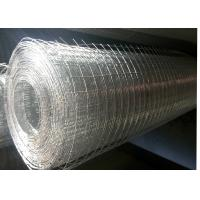 Wholesale Electro Galvanized Welded Wire Mesh Roll / Stainless Steel Mesh For Loose Strata from china suppliers
