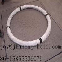 Buy cheap Galvanized steel straightened wire for fishing net 18 gauge 19gaue from wholesalers