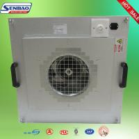 Wholesale Laboratory Ventilation System FFU Exhaust Fan Filter Units With Hepa Filters from china suppliers
