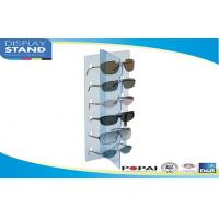 Wholesale Rotating Supermarket Acrylic Display Shelves for Sunglasses , Customized Color from china suppliers