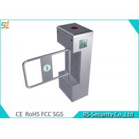 Wholesale Retractable Automatic Turnstiles Library Security Gate High Smart Barrier Gate from china suppliers