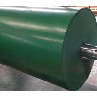 Wholesale 1.8mm green pvc belt  two ply from china suppliers