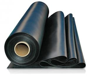 China EPDM Rolled Rubber Coated Fiberglass Roofing Waterproof Breathable Membrane on sale