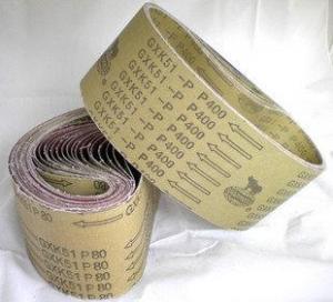 China Adysun Aluminum Oxide Abrasive Belt (BKY71) on sale