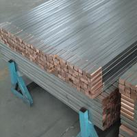Wholesale baoji Copper Clad Zr Flat Bar Ground Tape from china suppliers