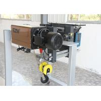 China European type M5 working duty 10-ton electric hoist for sale for sale