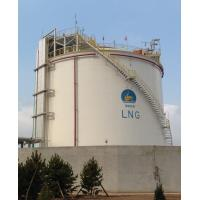 Buy cheap Professional Single Containment LNG Storage Tank 16500mm Liquid Level from wholesalers