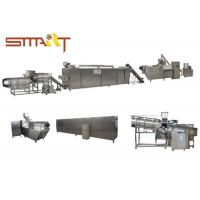 China Stable Performance Snack Food Extruder Machine / Puff Stuffing Machine on sale