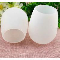 Wholesale silicone wine  cup promotion   , silicone wine cup for travel camp ,cheap silicon cups from china suppliers