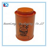 Wholesale Small Size Round tea tin can wholesale from china suppliers