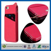 Buy cheap PU Leather Apple Cell Phone Cases from Wholesalers