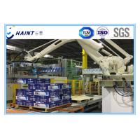 Wholesale Chaint Palletizing Robot Arm Intelligent System With Wooden Box Package from china suppliers