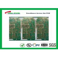Wholesale PCB Design And Fabrication PCB Engineering 6 Layer Hard Gold Surface Treatment from china suppliers