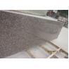 G687 Granite Countertop Slabs , Peach Red Granite Small Slabs 240up x 70 cm for sale