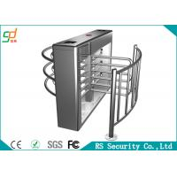 Wholesale Half Full Height Turnstiles Especially Suitable For Factory External Facilitices from china suppliers