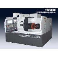 China Horizontal Spiral Bevel CNC Gear Lapping Machine on sale