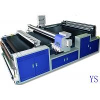 High Resolution Cotton Printing Machine With Belt 1440 dpi Roll To Roll Printing