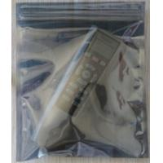 China Custom Printed Ziplock Plastic Bags Shielding ESD Packaging Anti-Static Bag for sale