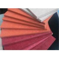 Wholesale Needle Punched Decorative Sound Absorbing Panels in Polyester Fiber from china suppliers