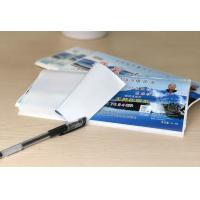 Wholesale Self Adhesive Glossy Sticker Labels , Custom Blue Seal Glossy Photo Sticker from china suppliers