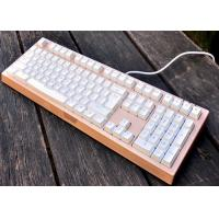 Wholesale Full Key Unlimited Gaming Mechanical Keyboard With Wired USB Port 6 RGB Backlight Mode from china suppliers