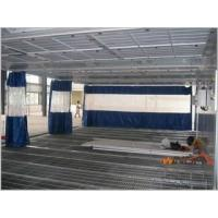 Quality Emergency Stop Ceiling lights Auto Maintenance Spray Preparation Room, Paint Prep Station for sale
