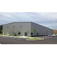 China Prefab Steel Structure Warehouse Metal Building Cost Light Steel Framing Structure for sale